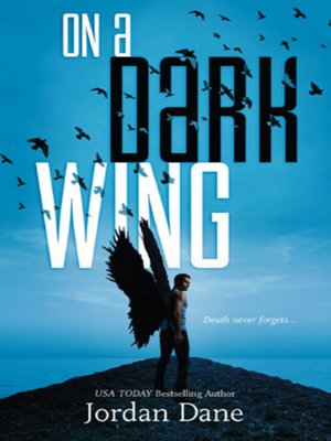 cover image of On a Dark Wing