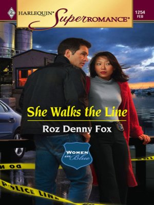 cover image of She Walks the Line