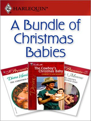 cover image of A Bundle of Christmas Babies