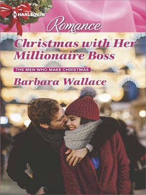 cover image of Christmas with Her Millionaire Boss