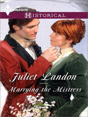 cover image of Marrying the Mistress