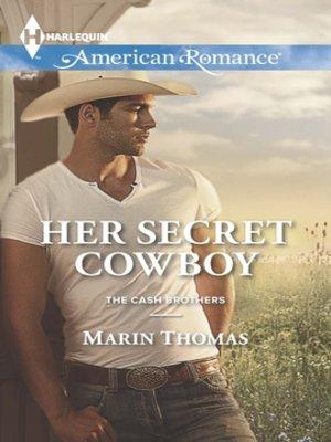 cover image of Her Secret Cowboy