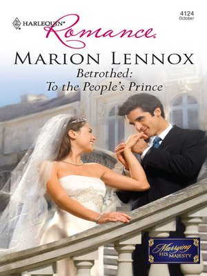 cover image of Betrothed: To the People's Prince