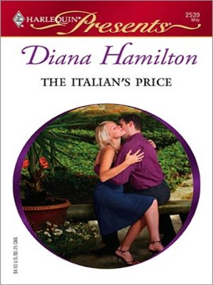cover image of The Italian's Price