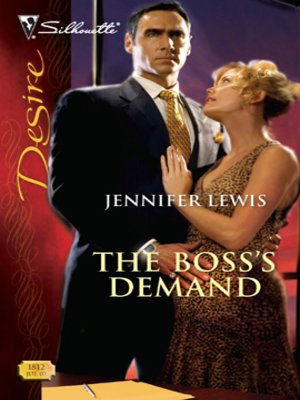 cover image of The Boss's Demand