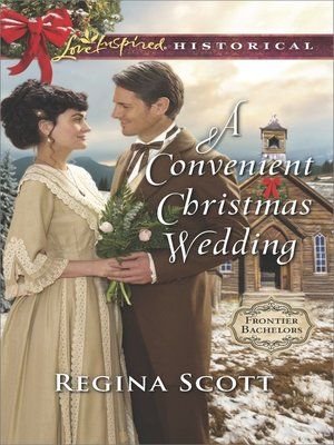 cover image of A Convenient Christmas Wedding
