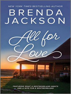 cover image of All For Love