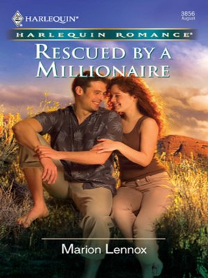 cover image of Rescued by a Millionaire