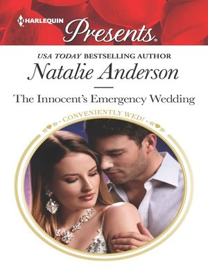 cover image of The Innocent's Emergency Wedding