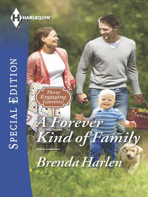 cover image of A Forever Kind of Family