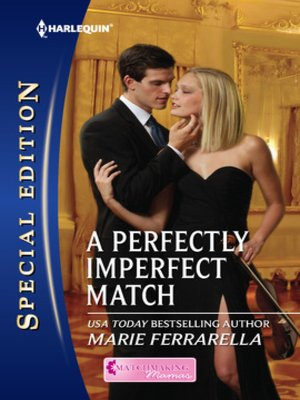 cover image of A Perfectly Imperfect Match