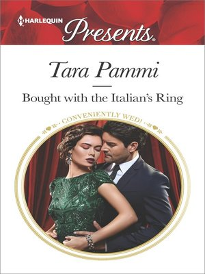 cover image of Bought with the Italian's Ring
