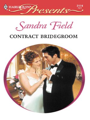cover image of Contract Bridegroom