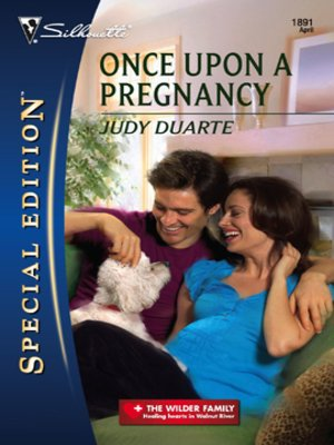 cover image of Once Upon a Pregnancy