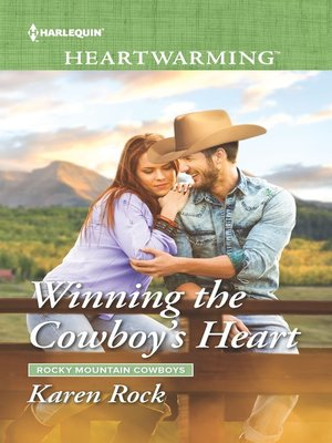 cover image of Winning the Cowboy's Heart--A Clean Romance