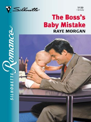 cover image of The Boss's Baby Mistake