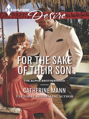 cover image of For the Sake of Their Son