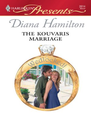 cover image of The Kouvaris Marriage