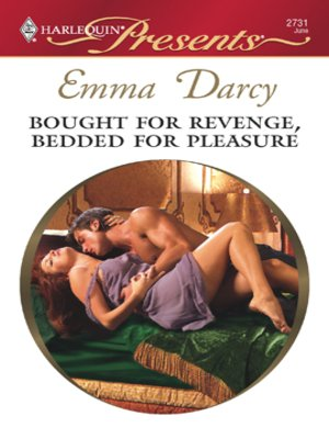 cover image of Bought for Revenge, Bedded for Pleasure