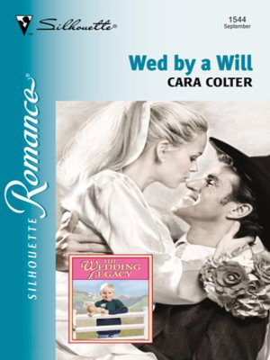 cover image of Wed By A Will