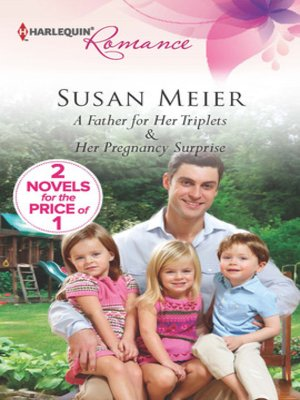 cover image of A Father for Her Triplets: Her Pregnancy Surprise