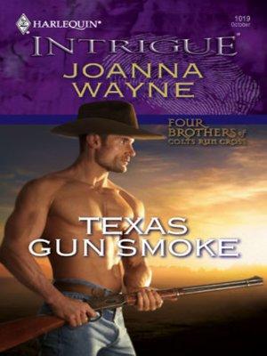 cover image of Texas Gun Smoke