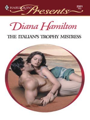 cover image of Italian's Trophy Mistress