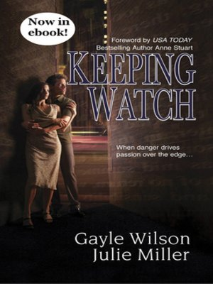 Keeping Watch: Heart of the Night\Accidental Bodyguard by