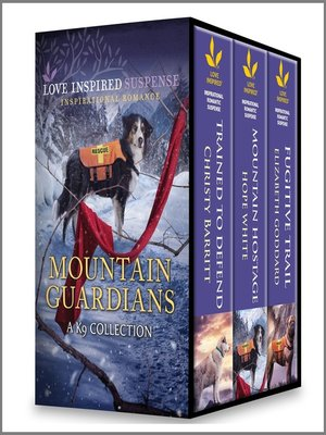 cover image of Mountain Guardians--A K9 Collection