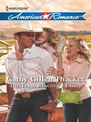 cover image of The Texas Rancher's Family