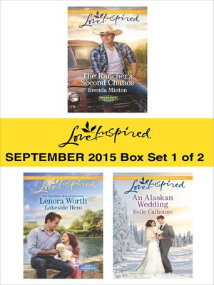 cover image of Love Inspired September 2015--Box Set 1 of 2