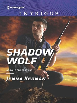 cover image of Shadow Wolf