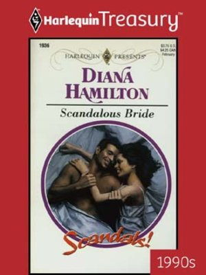 cover image of Scandalous Bride