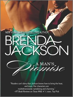 cover image of A Man's Promise