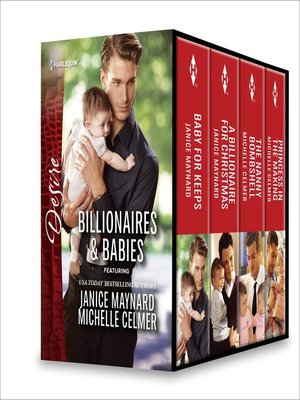 cover image of Billionaires & Babies Collection