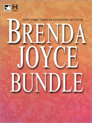cover image of Brenda Joyce Bundle