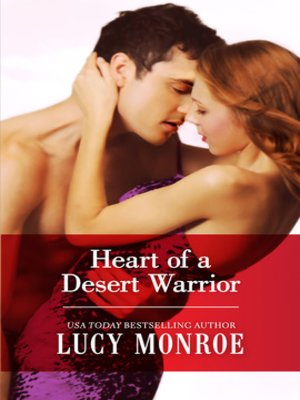 cover image of Heart of a Desert Warrior
