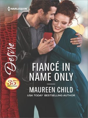 cover image of Fiancé in Name Only