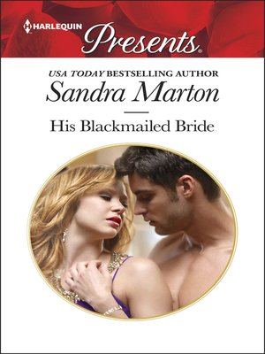 cover image of His Blackmailed Bride