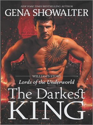 cover image of The Darkest King