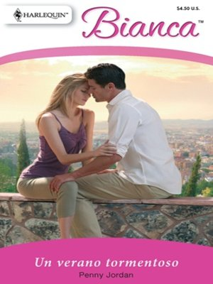 cover image of Un verano tormentoso