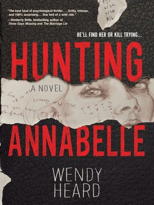 cover image of Hunting Annabelle
