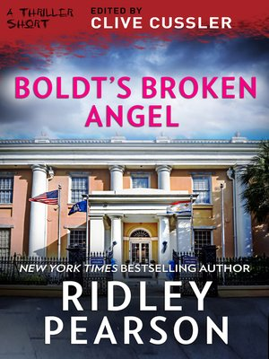 cover image of Boldt's Broken Angel