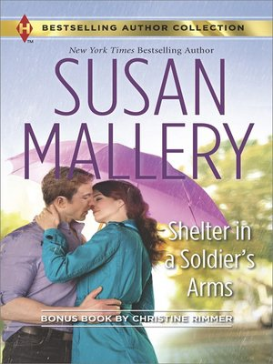 cover image of Shelter in a Soldier's Arms: Donovan's Child
