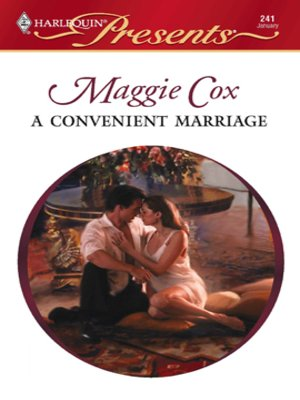 cover image of A Convenient Marriage