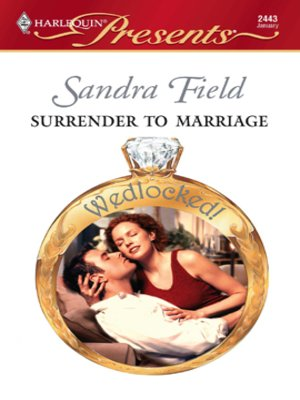 cover image of Surrender to Marriage