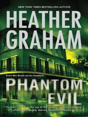 cover image of Phantom Evil