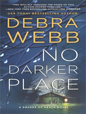 cover image of No Darker Place--A Thriller
