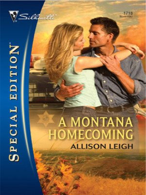 cover image of A Montana Homecoming