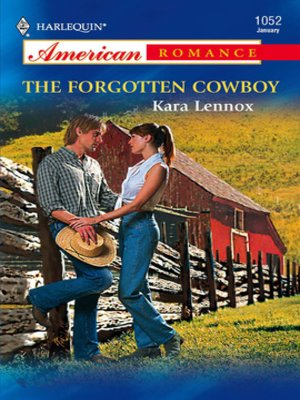 cover image of The Forgotten Cowboy